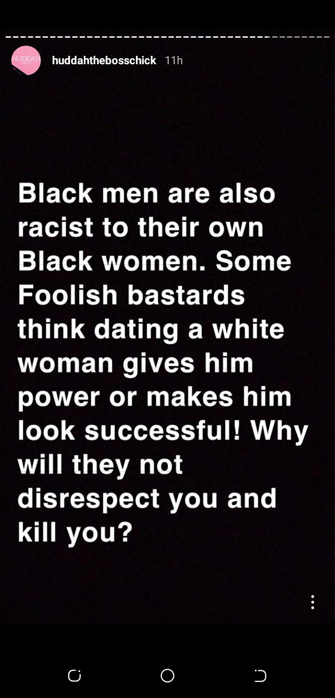 Huddah Monroe explains why she will never protest against racism and the killing of Black men