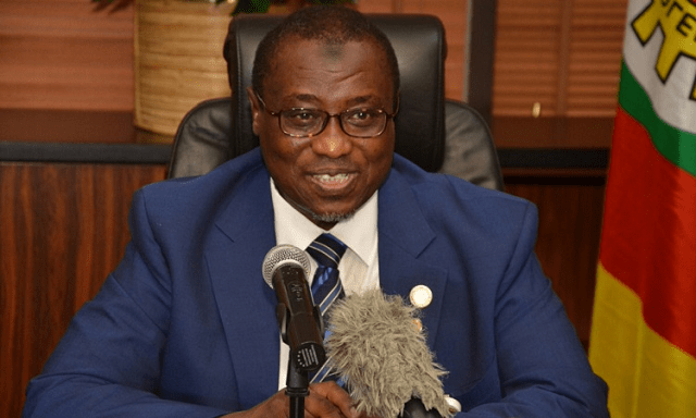Former NNPC Group Managing Director, Maikanti Baru dies at 60