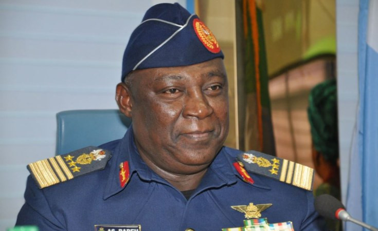 Six Nigerian Air Force personnel attached to ex-CDS, Alex Badeh, sent to jail