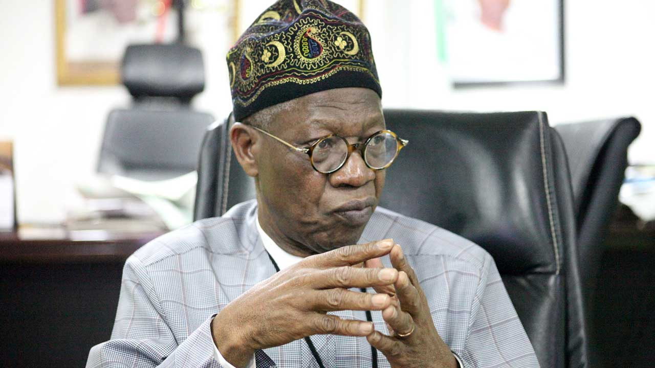 Expect 11,000 MW of electricity by 2023 ? Lai Mohammed