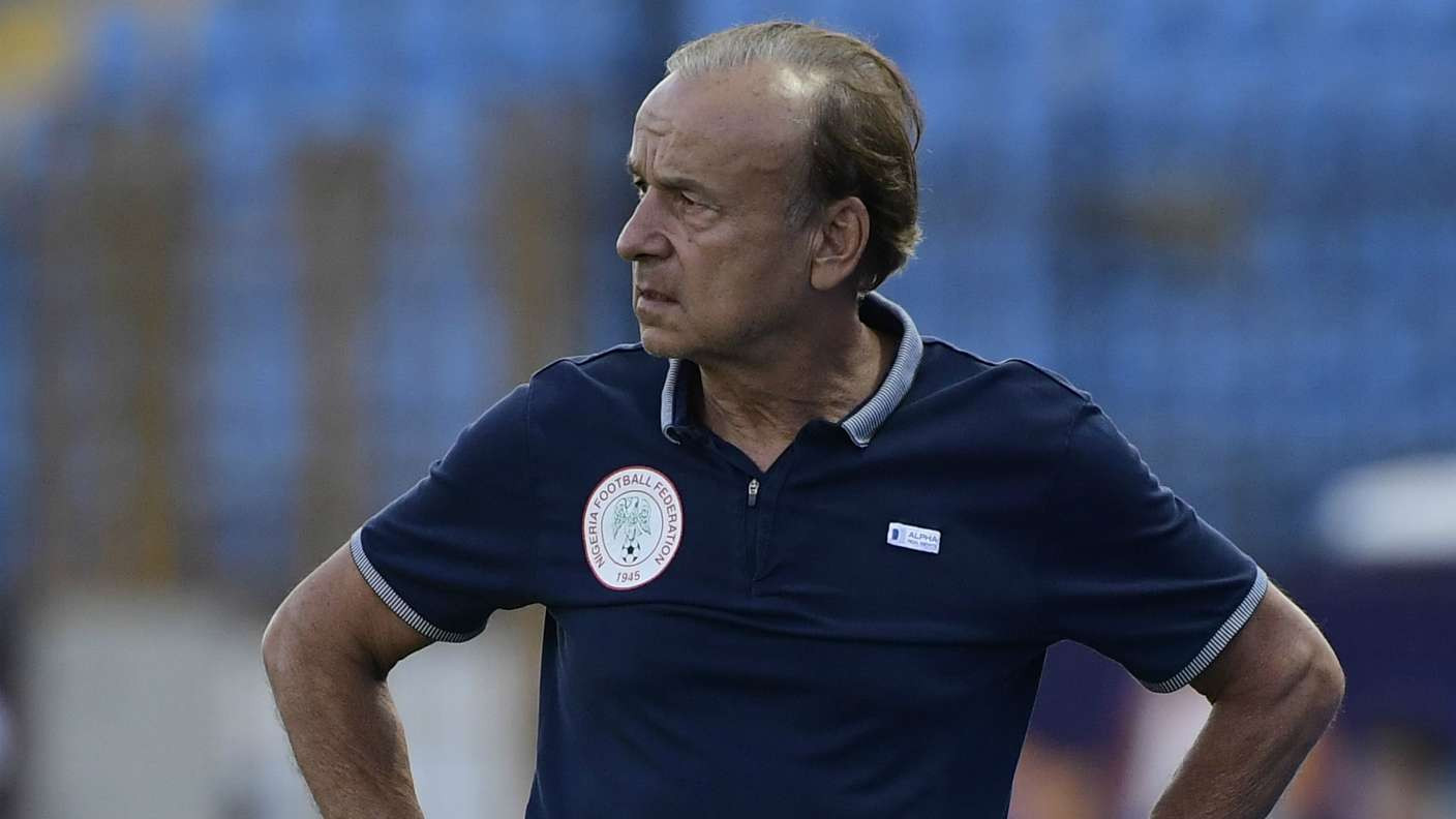 NFF can terminate Gernot Rohr?s contract if he fails to meet targets - Sports Minister Sunday Dare reveals