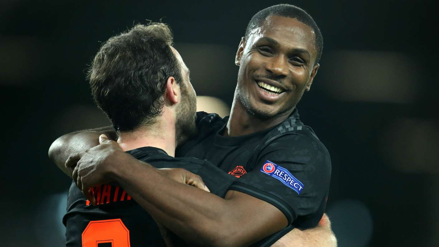 Man United now want Odion Ighalo to stay till December as they negotiate 6 months loan extension