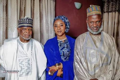 colonel Hameed Ali marries a new wife
