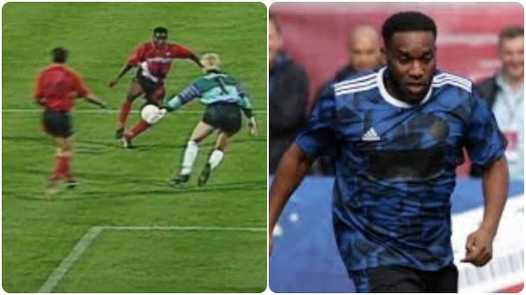 Liverpool coach Jurgen Klopp picks Okocha?s goal as most spectacular in German football history; Praises mentality of African players