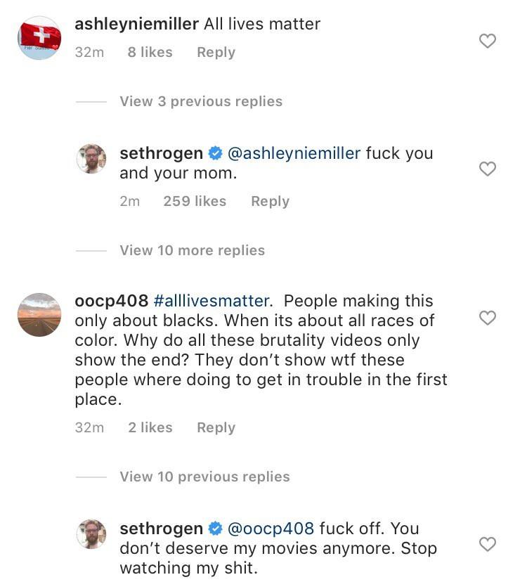 Actor Seth Rogen says