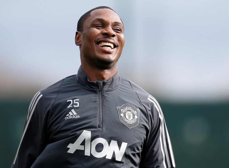 Manchester United: Odion Ighalo speaks after contract extension
