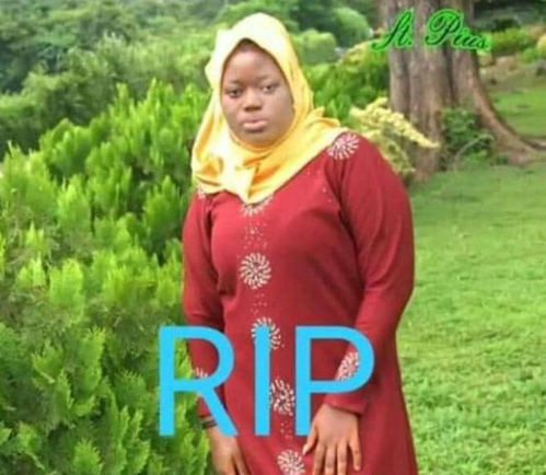 Female student allegedly stabbed to death after she resisted armed robbers who tried to rape