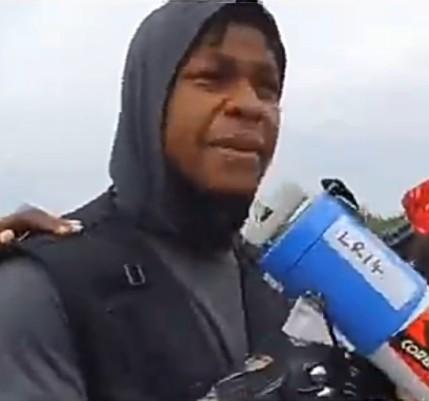 John Boyega breaks down in tears as he begs Black men to take care of Black women (video)