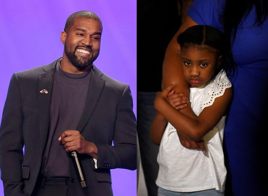 Kanye West donates $2million, sets up college fund for George Floyd's six-year-old daughter