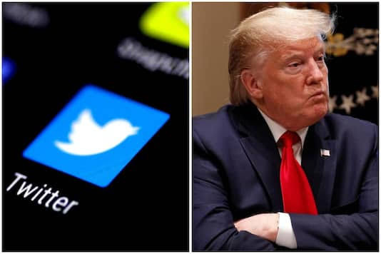 Twitter disables Trump