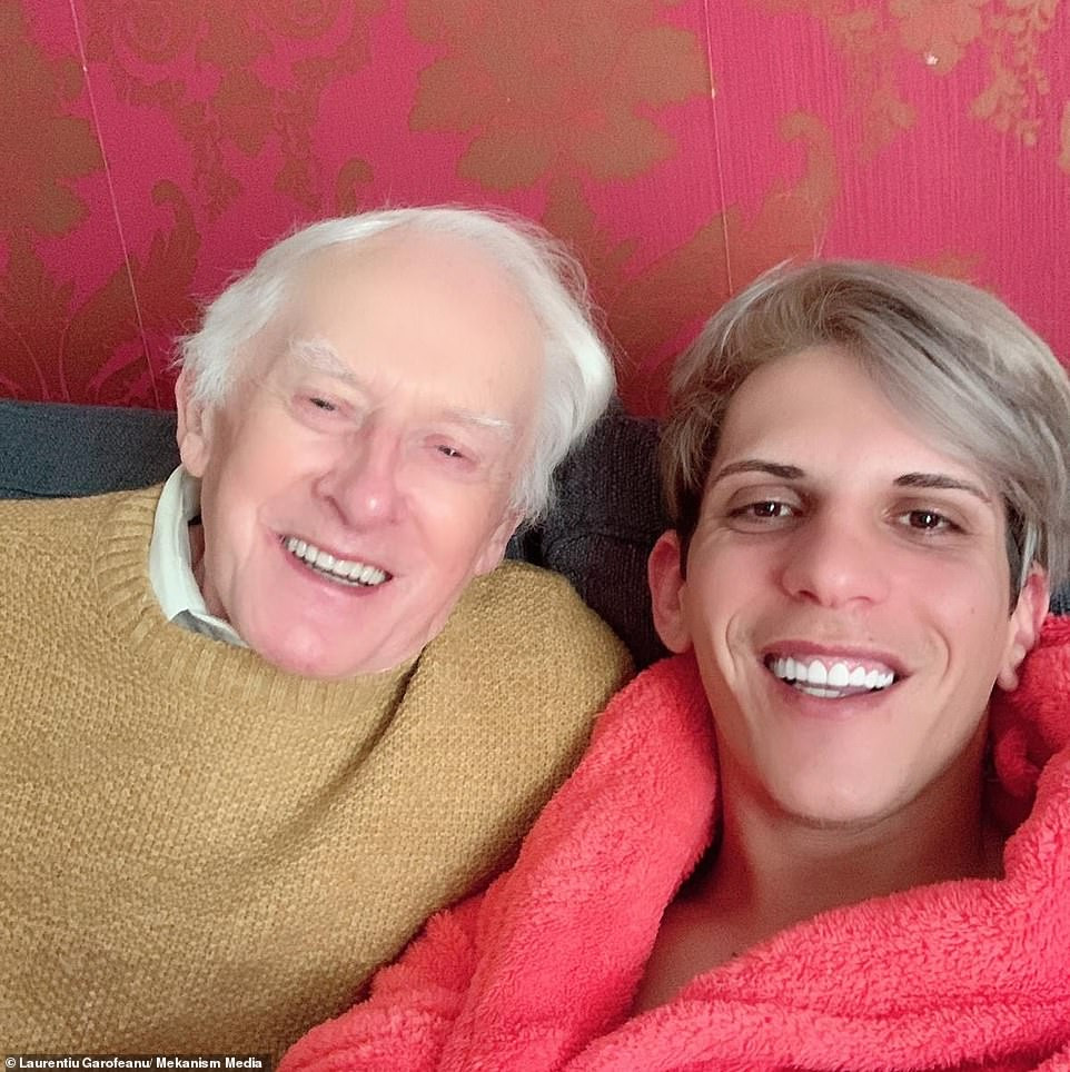 Retired vicar, 81, who married Romanian toyboy, 27, has passed away and his husband says he