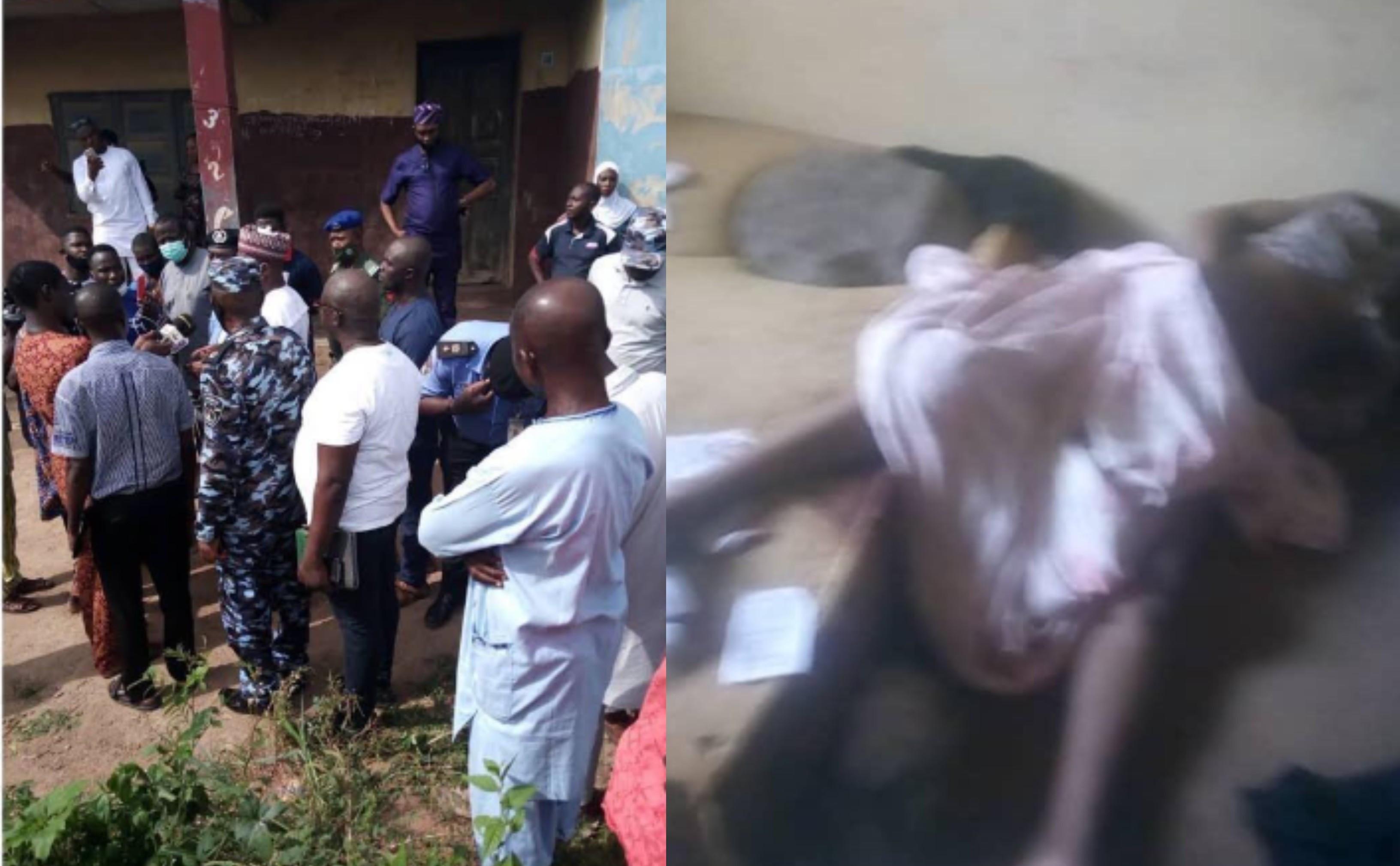 University of Ibadan Postgraduate student raped and killed in her apartment (photo)