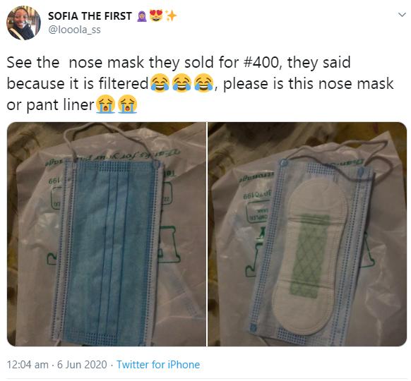 Woman bought