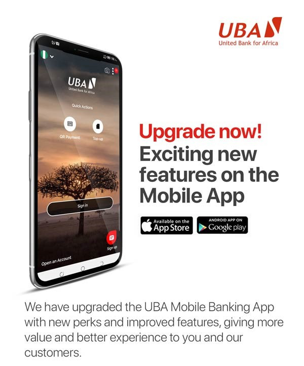 Rave Reviews Trail UBA?s Innovative Mobile Banking App