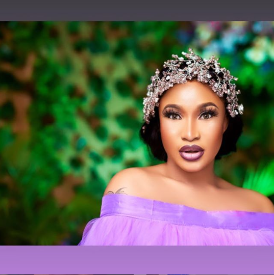 Tonto Dikeh releases stunning photos to mark her 35th birthday