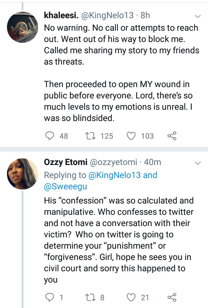 Activist calls out talent manager who allegedly recorded her during sex without her consent and sent it to his brother and friends