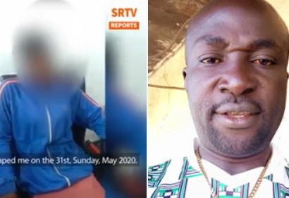 Popular Kwara fuji musician, Maroof Adebayo aka Marufu Ajulo accused of raping 15-year-old girl (photos)