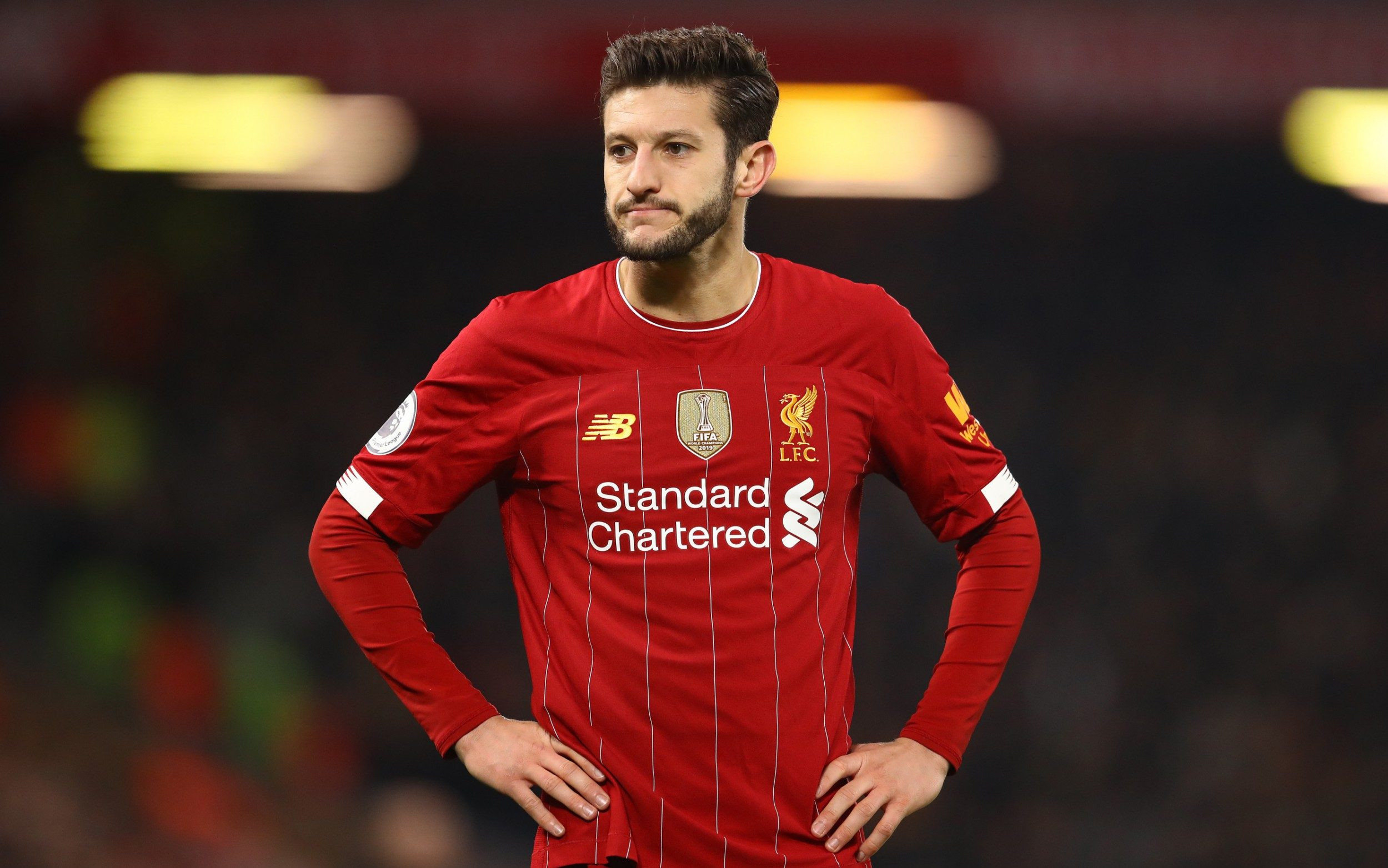 Adam Lallana agrees new contract with Liverpool