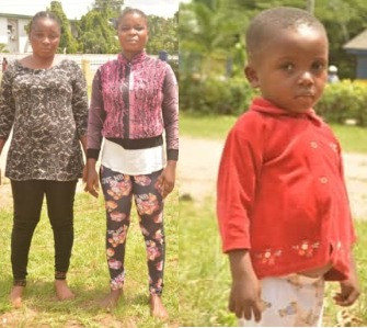 Police Nabs Two Women For Stealing 2-year-old Boy In Imo (Photo)