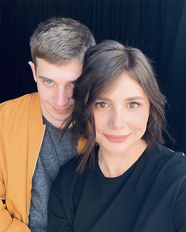 Russian influencer, Marina Balmasheva pregnant with  her stepson