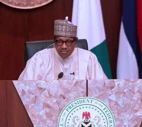 Buhari Speech