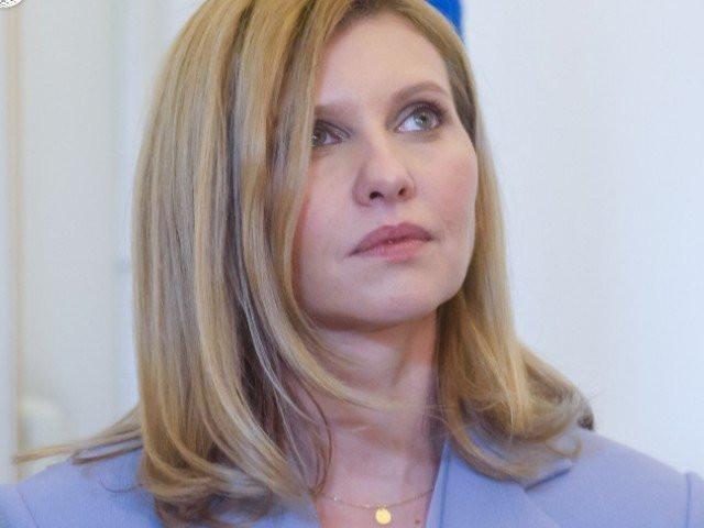 Ukraine?s first lady tests positive for Coronavirus