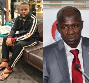 EFCC boss, Ibrahim Magu, says commission not involved in Hushpuppi