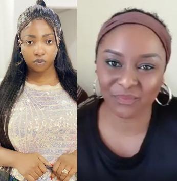 Marital rape exists, I have experienced it- Victoria Inyama counters Anita Joseph (video)