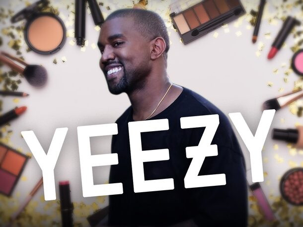 Kanye West to rival his wife Kim and sister in-law Kylie by expanding his Yeezy brand to cover cosmetics & fragrances
