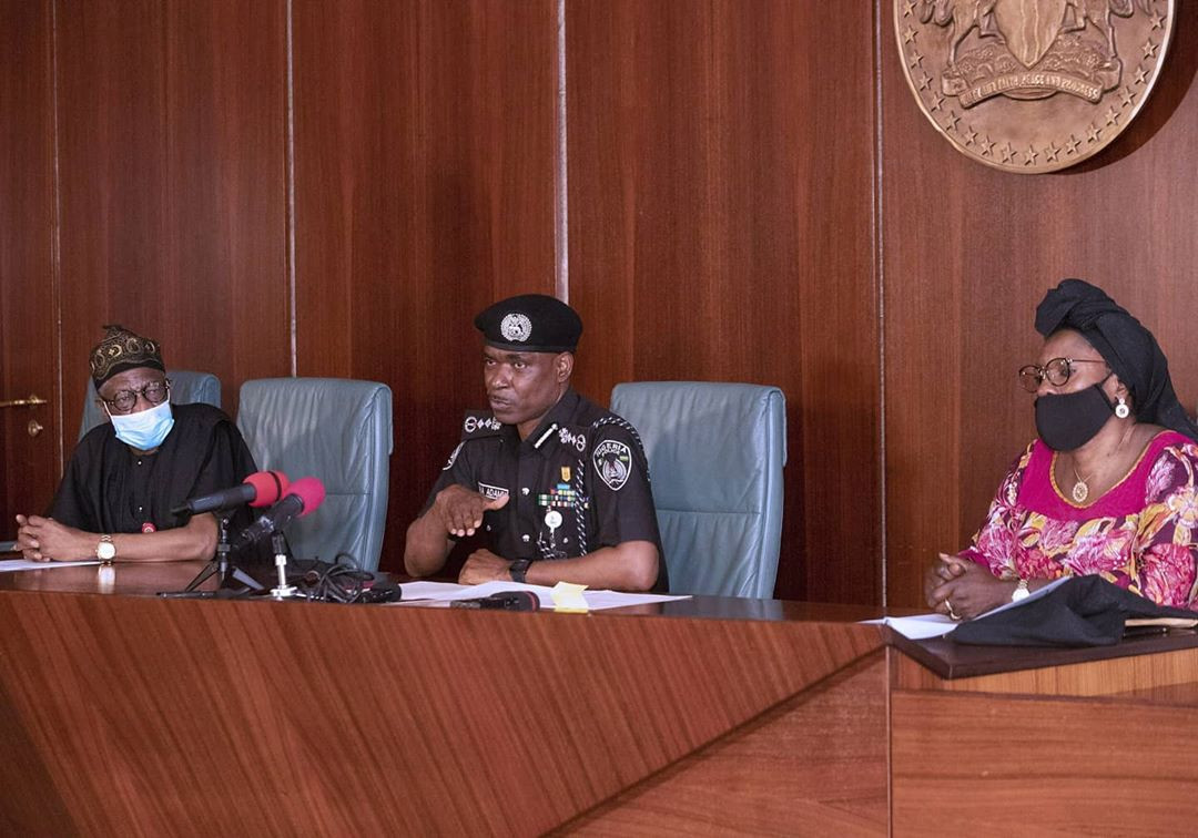 717 rape cases have been recorded from January to May 2020 ? IGP   Adamu Mohammed