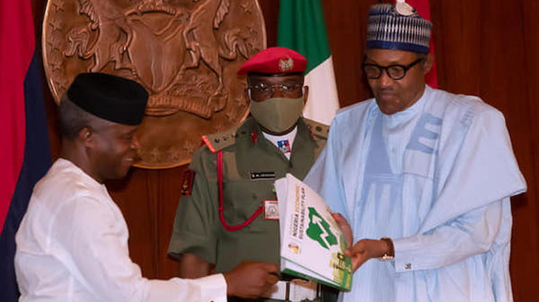 Suspend NYSC orientation camps for two years - Osinbajo
