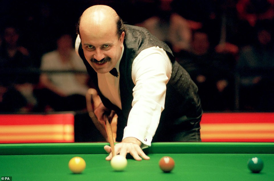 Snooker legend, Willie Thorne, 66, dies after suffering respiratory failure