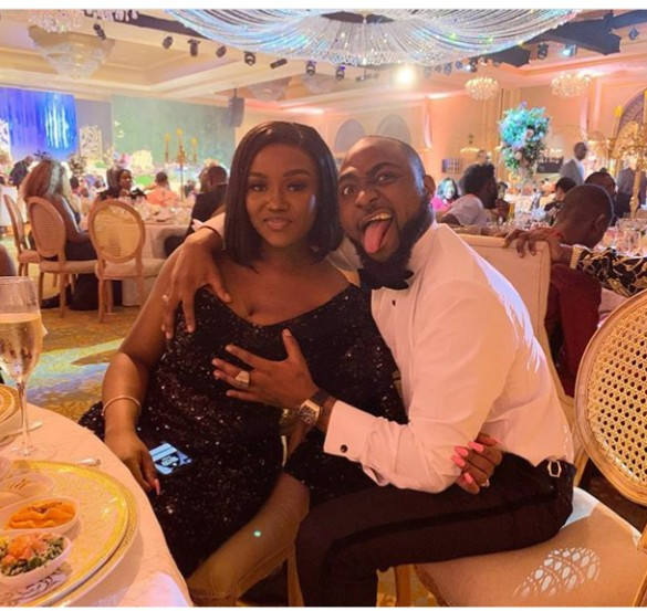 Davido unfollows Chioma and everyone else on Instagram
