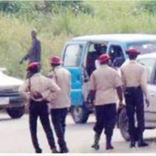 Lightning strikes three FRSC officials dead in Ogun