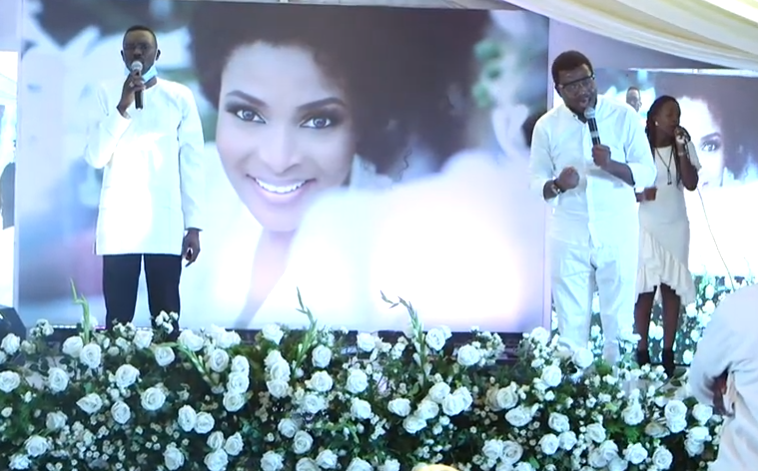 Photos and Videos from the night of hymns, psalms and candle light held in honor of late Ibidun Ajayi-Ighodalo