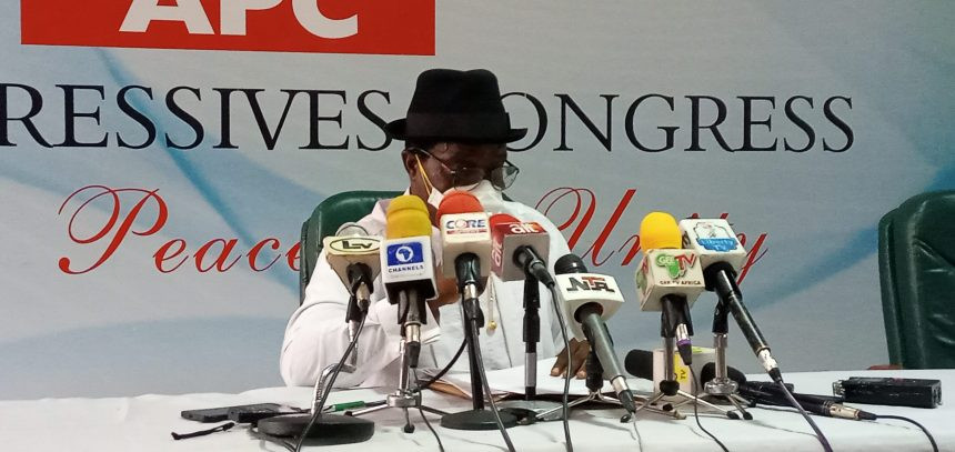 Victor Giadom can?t act as APC acting chairman- Court rules