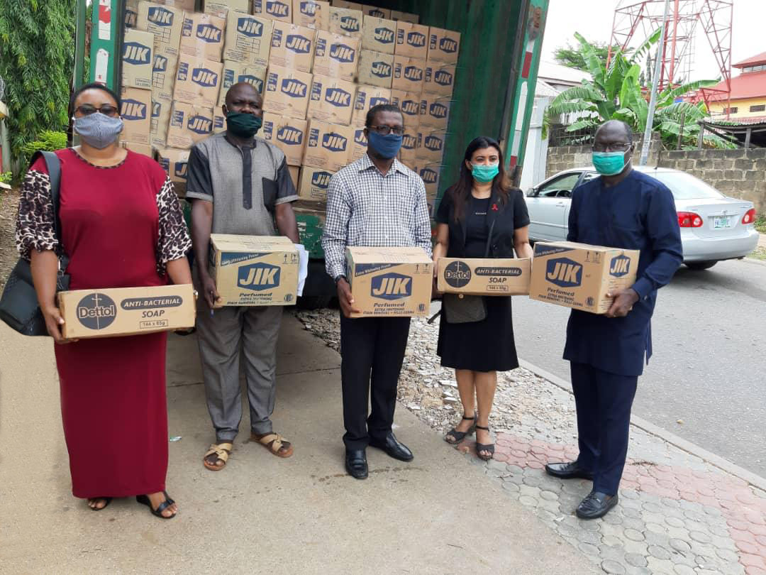 Dettol, Jik and UNAIDS Join Forces To Assist People Living With HIV In Africa