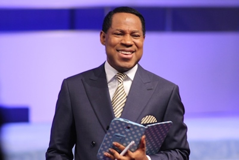 You can't believe in Jesus and be afraid of touching Coronavirus patients — Pastor Chris Oyakhilome (video)