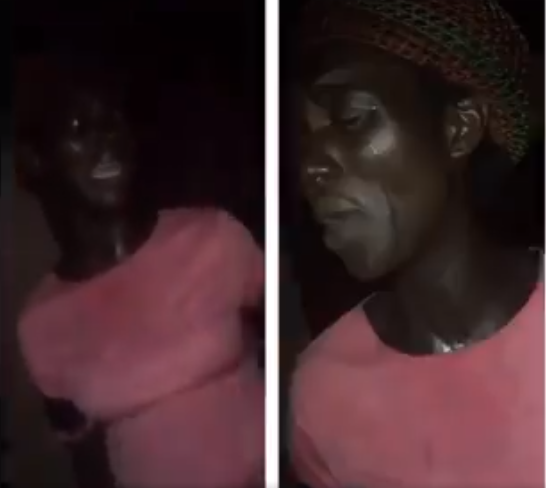 Woman seen crying after she was allegedly assaulted and sent out of a police station after reporting that a 30-year-old man raped her 5-year-old daughter (video)