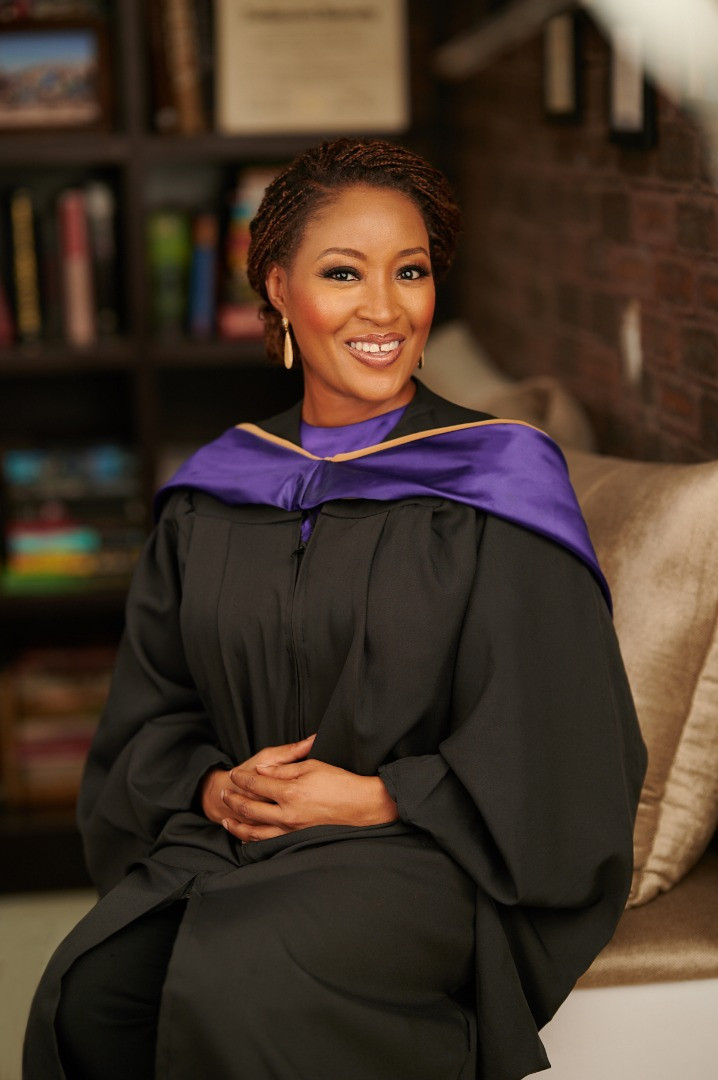 Ada Osakwe Food Investor, and Founder of  Nuli Juice  -  Becomes First African to Deliver Commencement Address at Prestigious Kellogg School of Management.