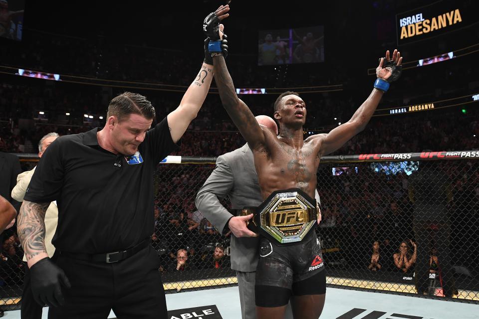 UFC president Dana White confirms Nigeria