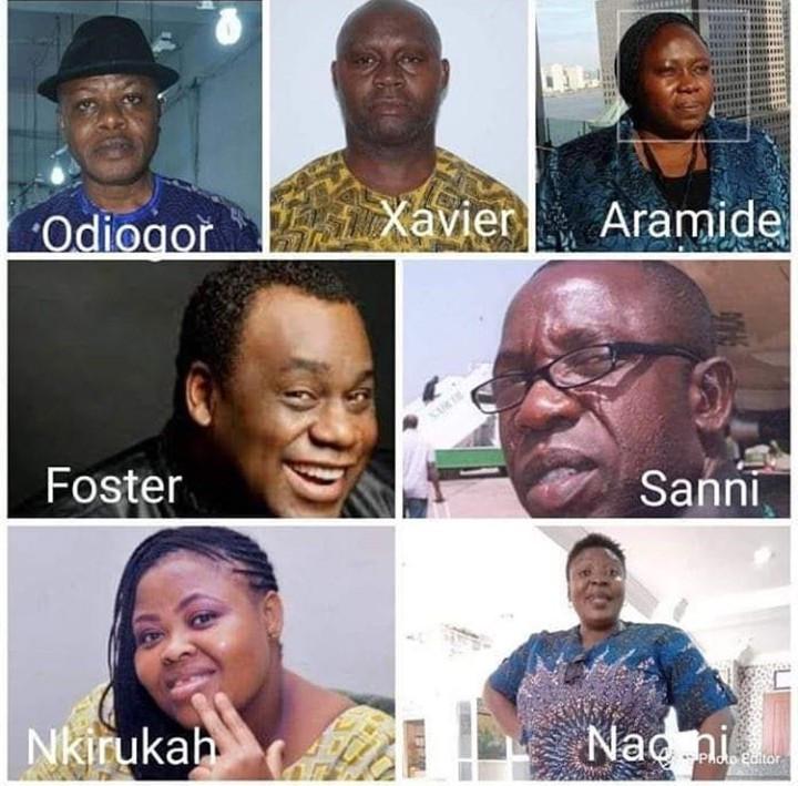 Seven Nigerian journalists die within 7 days