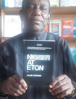 Eton College apologises to Nigerian ex-student Onyeama for racism decades after he was banned from the school for writing a book about his experience there