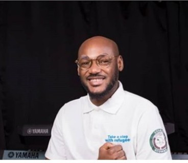 United Nations appoints Tuface Idibia as its Refugees Ambassador
