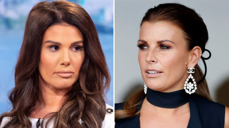 Rebekah Vardy suing Coleen Rooney for libel over their online dispute
