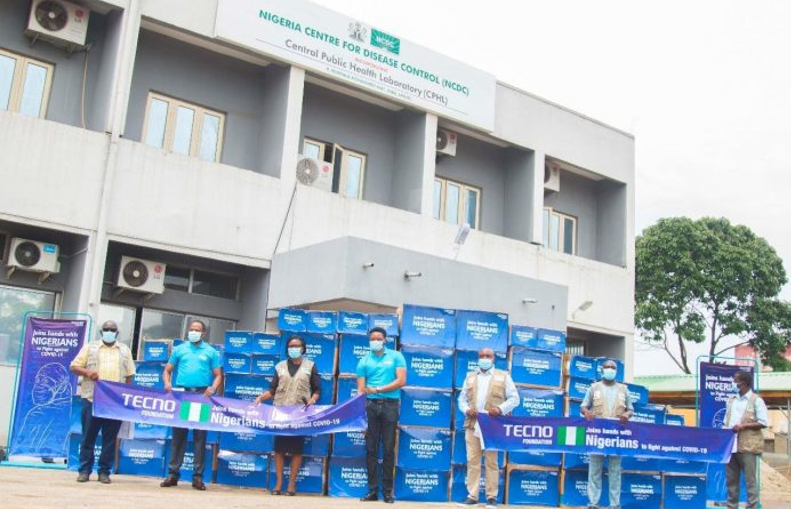 Tecno shines a light and makes a difference through COVID-19 Pandemic