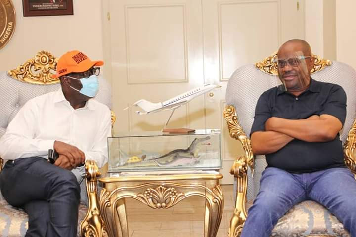 Some PDP NWC members are tax collectors — Gov. Wike says as he pulls out of reconciliation efforts in Edo