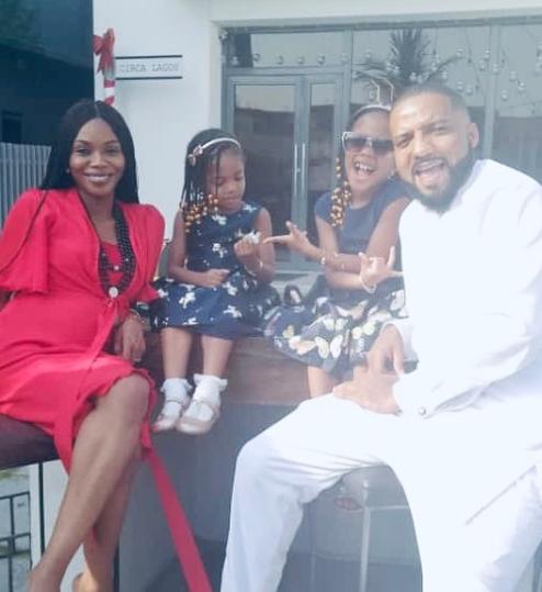 Tolu Odukoya-Ijogun and hubby welcome baby boy