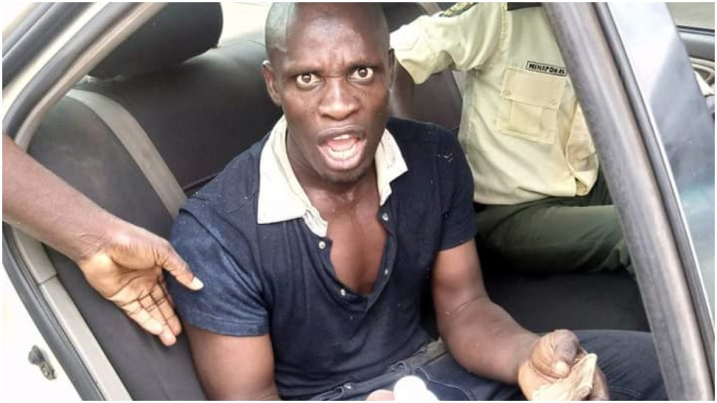 Man rescued after attempting to commit suicide in Ogun river (photos)