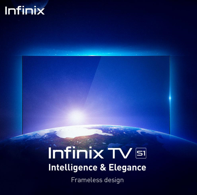 Infinix Mobility launches elegantly designed Smart TV S1 into the Nigerian Market